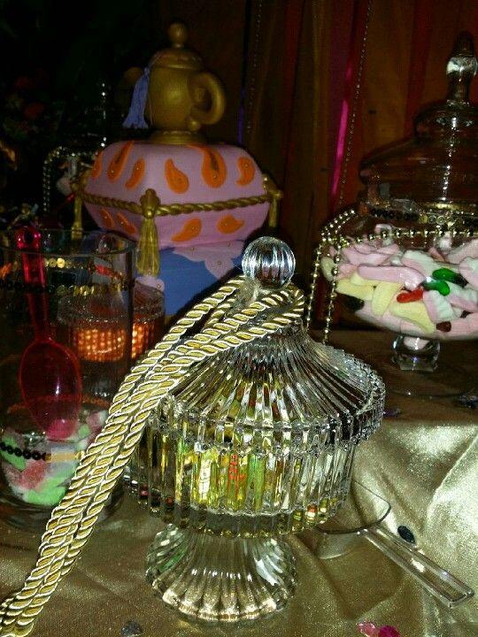 Lolly jar decoration