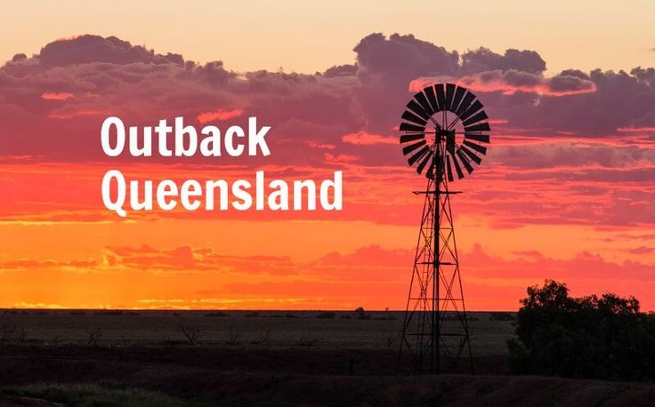 Why we love Outback Queensland as a great destination for for a family road trip.