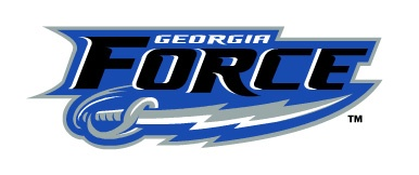 Georgia Force, Arena Football, Joe Bosack Design
