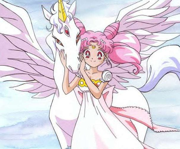 Chibiusa Tsukino (anime) - Sailor Moon Wiki