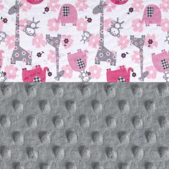 Verkauf personalisierte Baby Decke Mädchen  von Sewingdreamsnotions