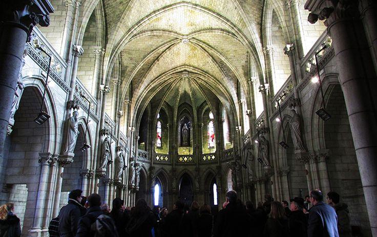 Bordeaux insolite : les grands lieux cultuels - Bordeaux Tourisme et Congrès