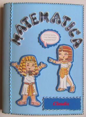 lindas manualidades: Cuadernos decorados con foamy