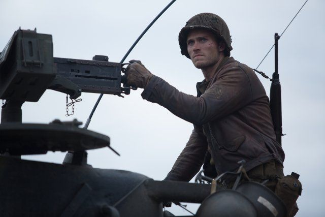 Still of Scott Eastwood in Fury (2014)