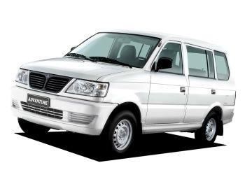 Mitsubishi Adventure '2001–04