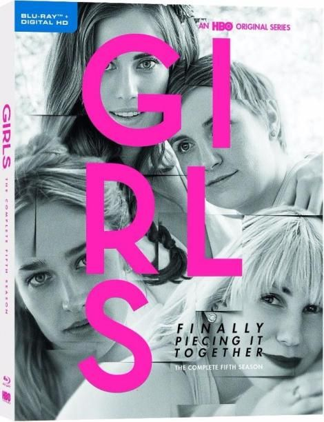 Coming to Bluray from HBO Home Entertainment is another brilliant series to be watched time and time again with GIRLS: The Complete Fifth Season. http://moviemaven.homestead.com/services.html