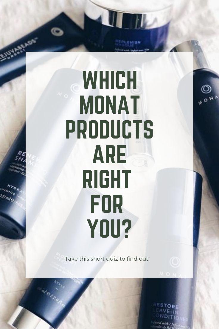 Monat Hair Quiz Hair Quiz Monat Hair Monat