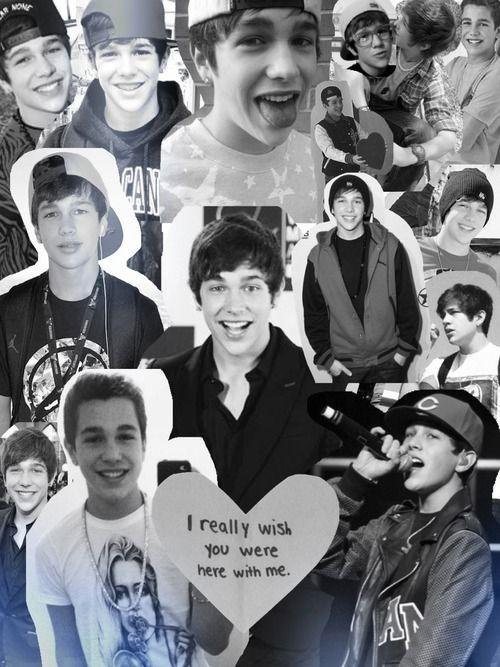 Austin Mahone Tumblr Collage