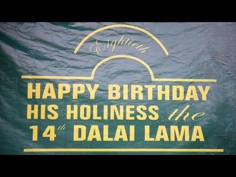 Célébrations en Inde pour les 80 ans du dalaï lama