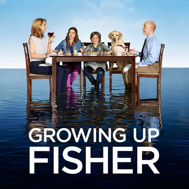 Growing up Fisher Premieres TONIGHT on NBC! Don't miss it!