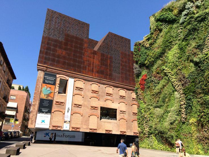 Museo CaixaForum, Madrid