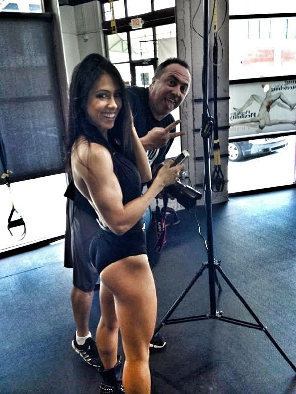 Bella Falconi's Fitness Blog - Article on Glute Exercises & Cellulite Prevention