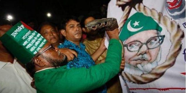 "Pemimpin Partai Islam Terbesar Bangladesh Dihukum Mati Hanya Erodgan yang Tegas Mengecam  ""Tetap bersabar"" adalah kata-kata terakhir dari pemimpin Jamaat-e-Islami Bangladesh Motiur Rahman Nizami sebelum digantung tadi malam demikian dikatakan anaknya. Satu jam setelah mengubur ayahnya Mohammad Nakibur Rahman mengatakan kepada kantor berita Turki Anadolu Agency pada hari Rabu (11/5/2016) bahwa Nizami ""meminta kita semua untuk tetap bersabar"" dan berharap untuk ""kita semua satu sama lain…"