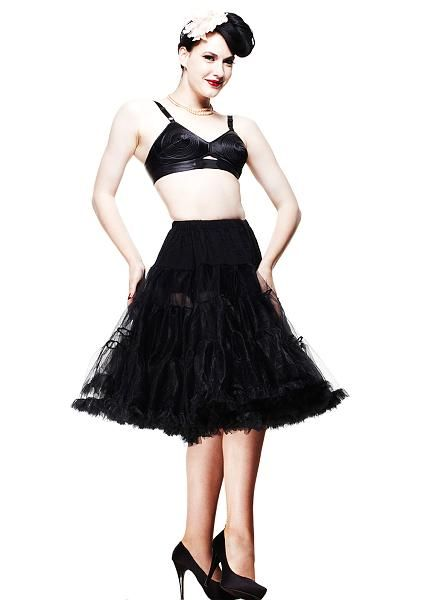 Petticoat, Sort