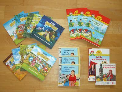 materialwiese: KOSTENLOS: Jede Menge Pixi Bücher für die Grundschule
