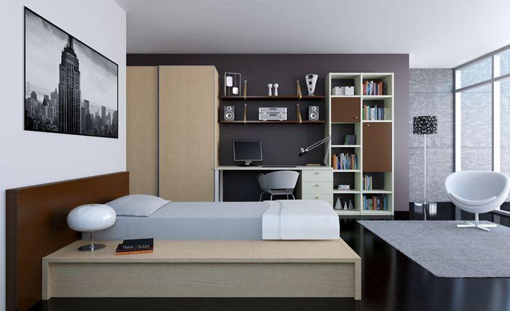 78 mejores ideas sobre cama tatami en pinterest for Los mejores dormitorios juveniles