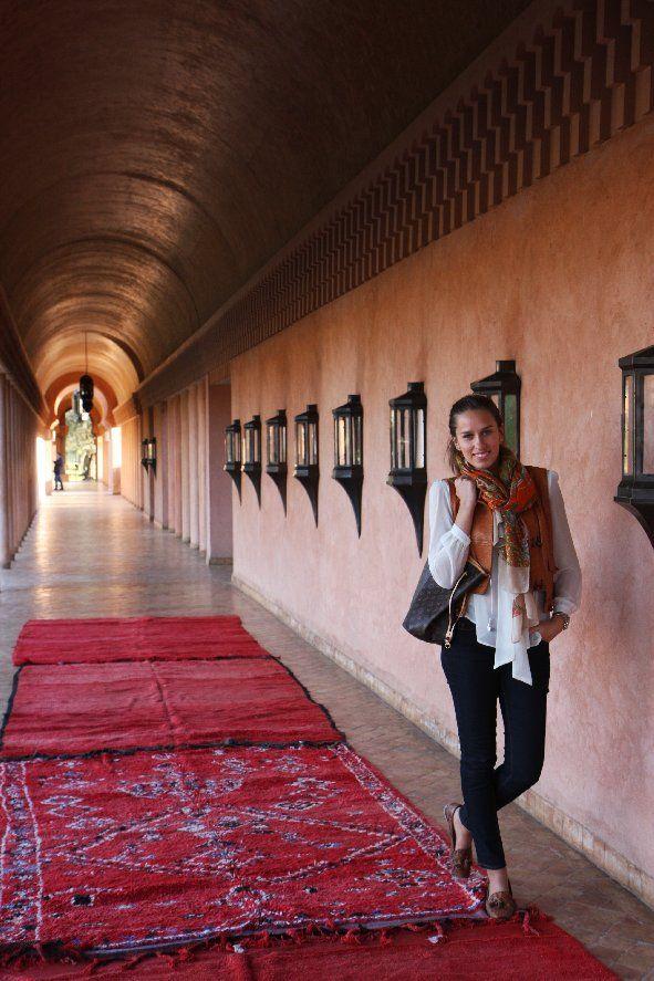Rita Melo Pinto in Marrakech (2/2)