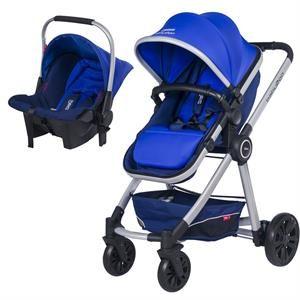 Baby 2 Go Power Deluxe Travel Sistem Mavi 2016