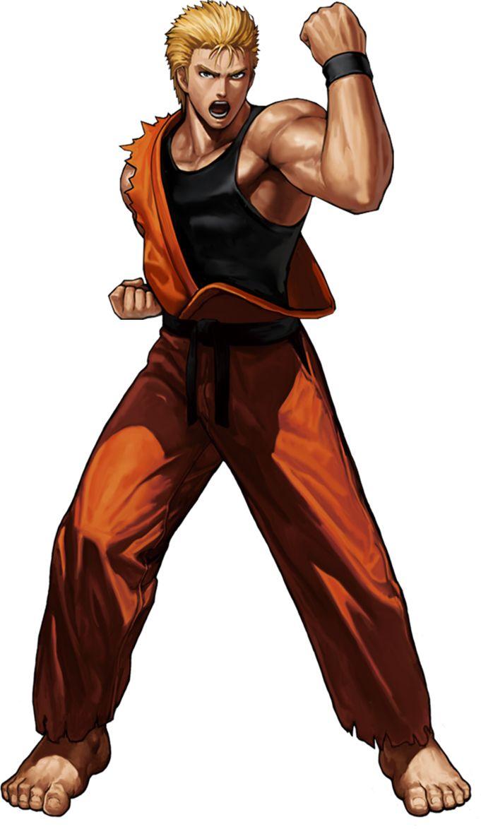 Ryo Sakazaki KOF XIII Mugen by OrochiDarkKyo on DeviantArt