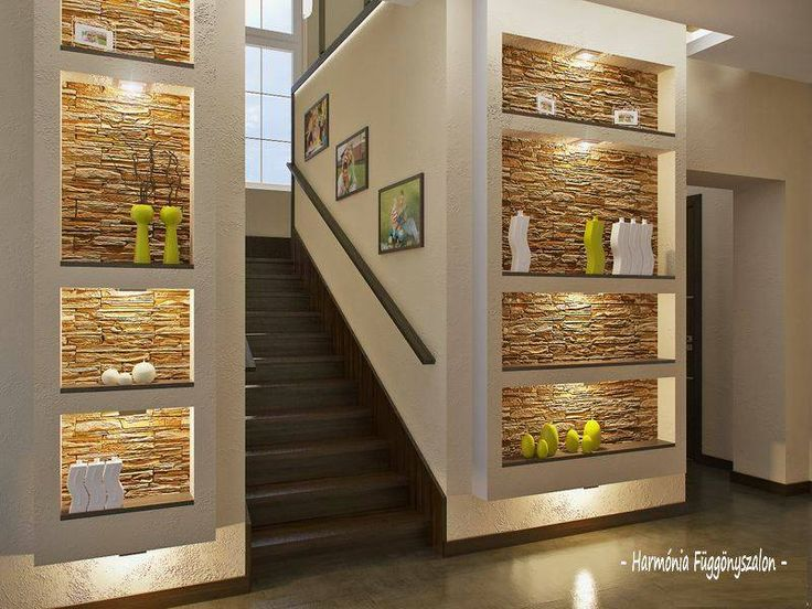 Tégla és kőburkolat külső, belső falra. - MindenegybenBlog