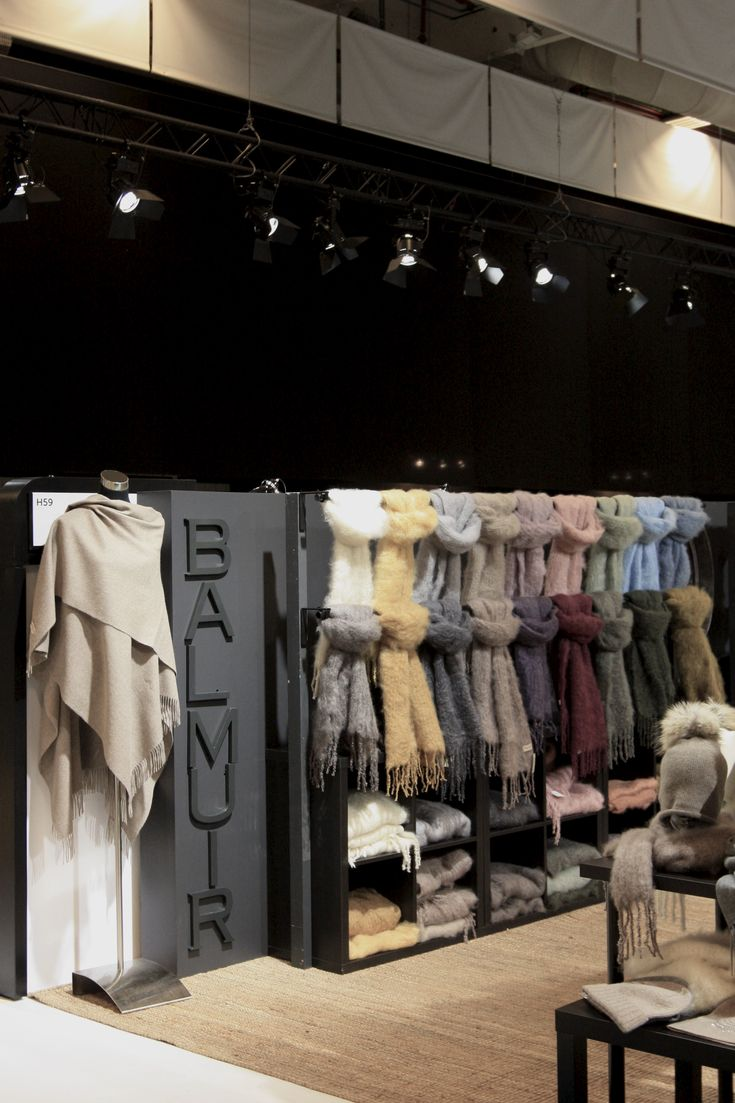Homevialaura   Who's Next and Premiere Classe fashion expo in Porte de Versailles, Paris   Balmuir