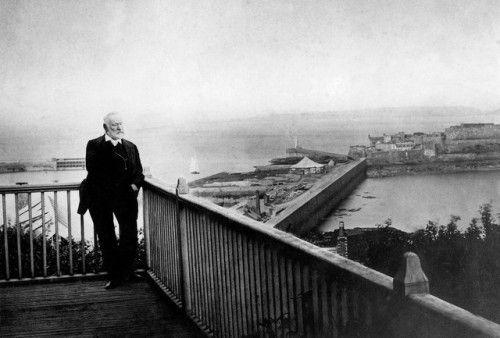 """""""""""Victor Hugo à """"Hauteville House"""" (1868), maison de Victor Hugo pendant son exil à Guernesey, îles Anglo-Normandes, juillet 2017.  """""""