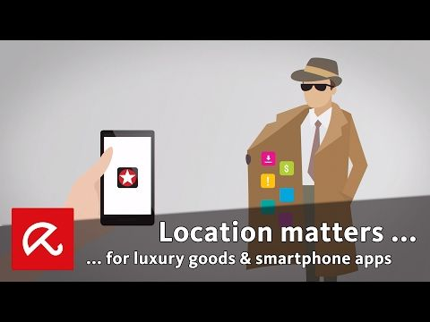 Location matters for luxury goods and smartphone apps. Location matters when it comes to shopping for fashion or an app. At the official brand stores everything is just right, from décor on down. While prices might be high, they've got the real thing. At department stores, you get a good...
