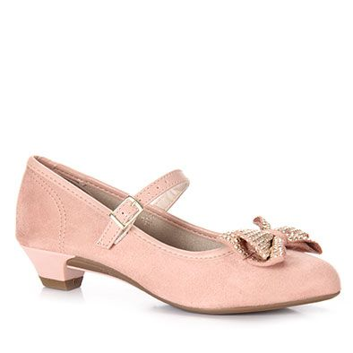 Sapato Infantil Molekinha - 25 ao 34 - Nude