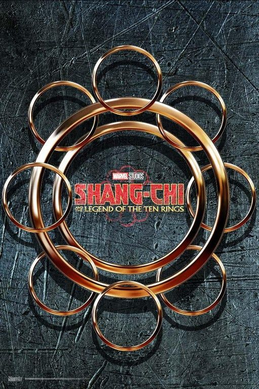 A Simple Shang Chi And The Legend Of The Ten Rings Poster I Made U Imaginativehobbyist In 2021 Marvel Avengers Comics Marvel Animation Marvel