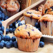 Muffins de Arandanos.follow me Francia Cov