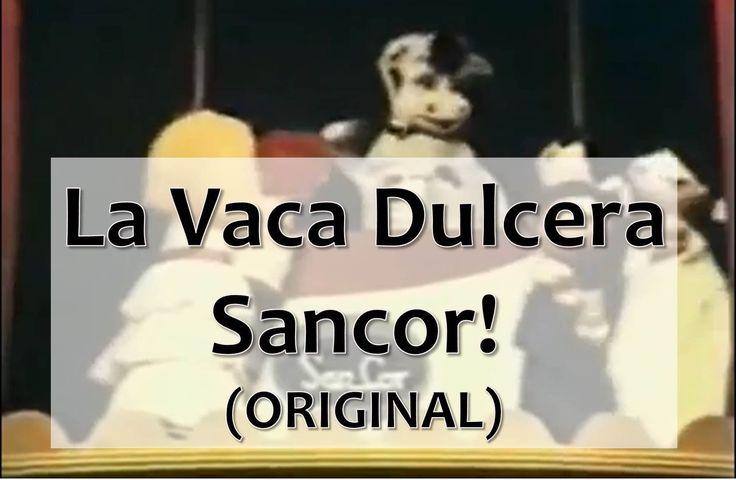 Dulce de leche Sancor, década del ´80.