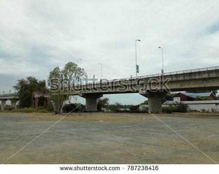 Sekong Bridge, Stung Treng Province,   Cambodia. (smartphone taken)