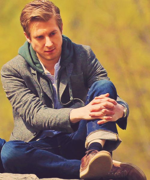 """I use music as therapy. Whenever I'm feeling angry or needing some 'me' time, which is quite regularly, I'll go and bang a piano or flesh out something on a guitar."" Arthur Darvill"