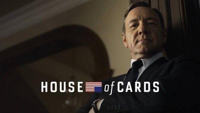 Spoiler. House of Cards 4: Joel Kinnaman nel cast.
