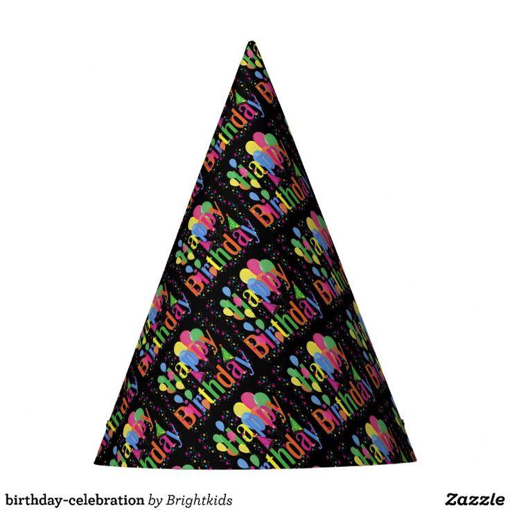 birthday-celebration party hat