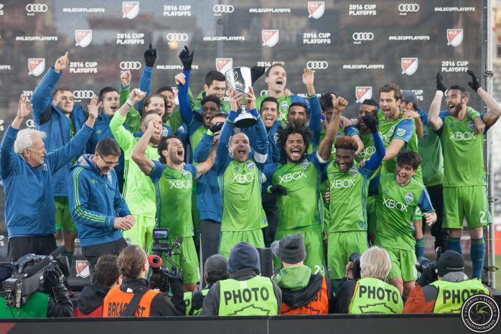 Morris Fires Sounders to MLS Cup Final