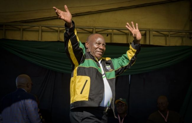 Read: Cyril Ramaphosa's full maiden speech as ANC President Cyril Ramaphosa closed the ANC's 54th Conference with his first speech as party president. Here is the full text of that speech. https://www.thesouthafrican.com/read-cyril-ramaphosas-full-maiden-speech-as-anc-president/