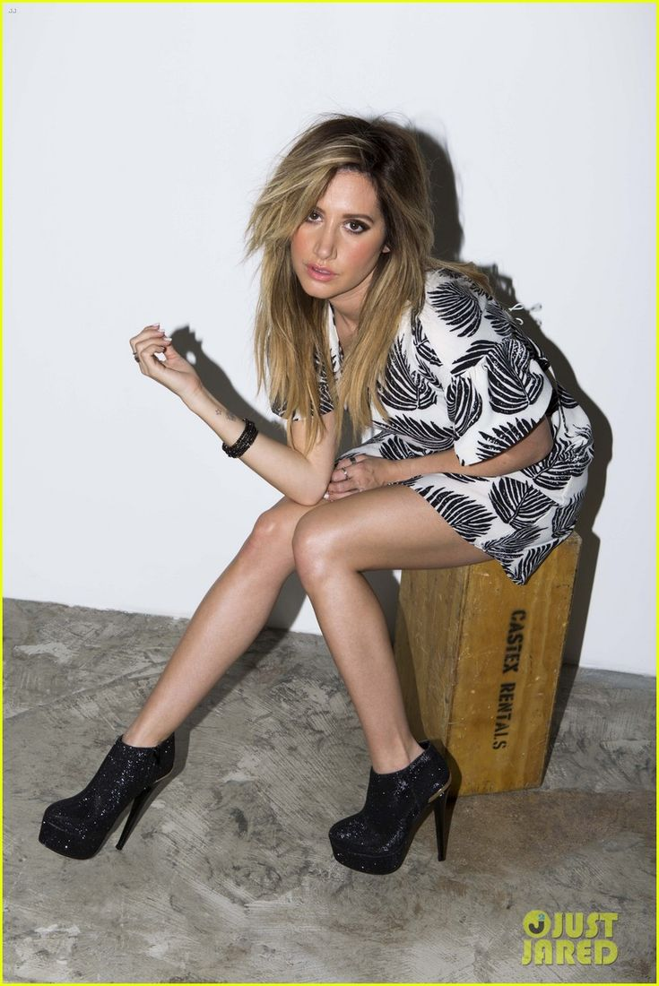 Ashley Tisdale's Style in Three Words: 'Anything Can Happen!' | ashley tisdale style in three words 04 - Photo