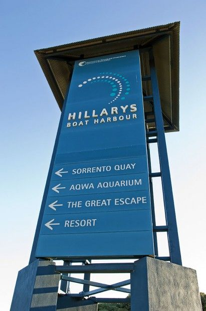 Hillary's Boat Harbour, Sorrento, Perth, WA great place for the whole family