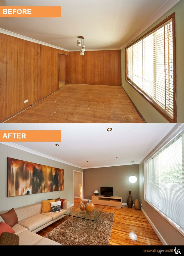 #Lounge #Renovation See more exciting projects at: www.renovatingforprofit.com.au