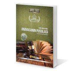 2017 KPSS Anayasanın Pusulası Konu Anlatımlı Kitapcim.biz Yayınları