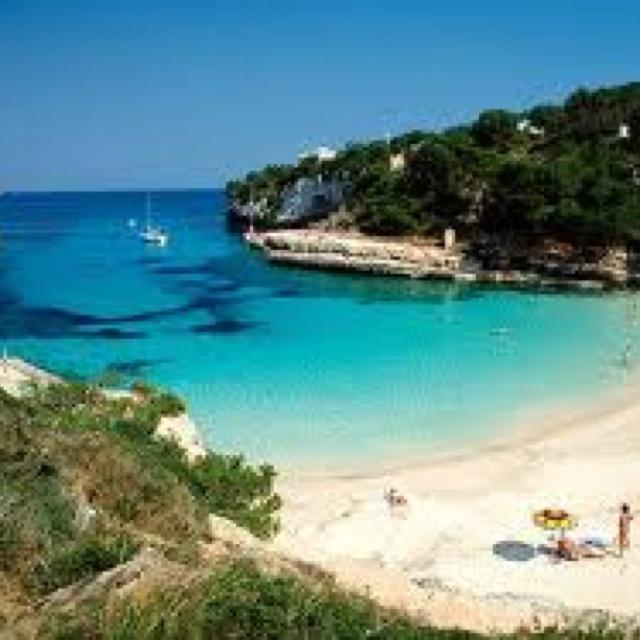 Es Trenc Beach ~Mallorca, Spain