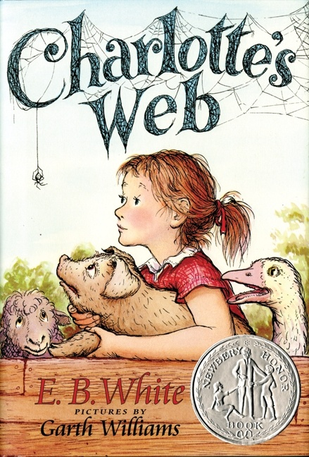 classic: Reading Book, Childhood Memories, Young Children, Charlotte Web, Childhood Book, Book Character, Favorite Book, 60Th Anniversaries, Children Book