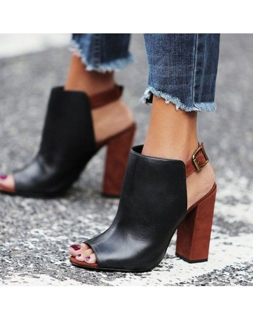Love these for summer! Teo Pantofi Cu Toc