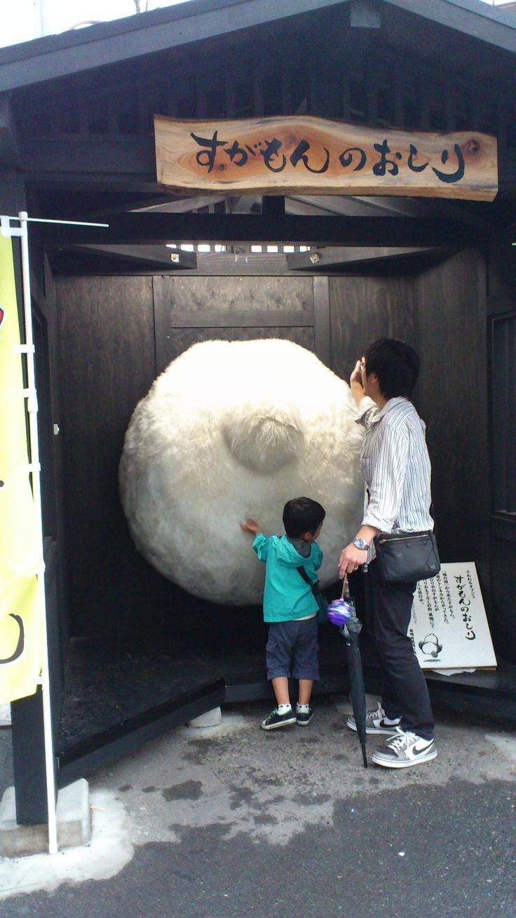 Sugamon in Sugamo, Tokyo