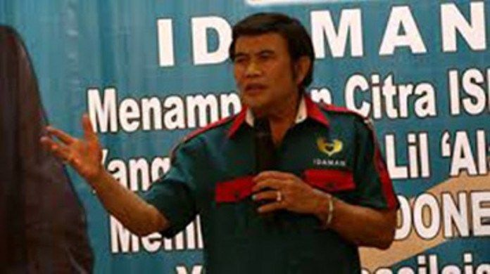Partainya Rhoma Irama Tak Lolos Verifikasi, Netizen: Nyanyi Aja Bang Haji