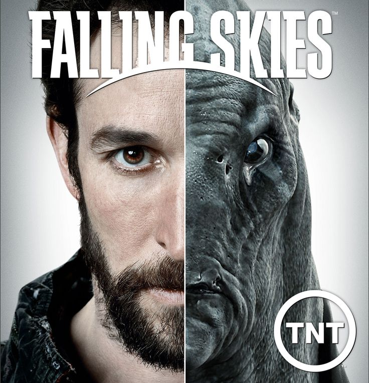 FALLING SKIES :: Falling Skies is an American science fiction post-apocalyptic dramatic television series created by Robert Rodat and executive produced by Steven Spielberg. Tom Mason (Noah Wyle), a former Boston University history professor, becomes the second-in-command of the 2nd Massachusetts Militia Regiment, a group of civilians and fighters fleeing post apocalyptic Boston... https://en.wikipedia.org/wiki/Falling_Skies ––– FALLING SKIES FACEBOOK…