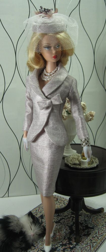 I have a vintage suit that almost looks like this! Except this one is of course cuter.