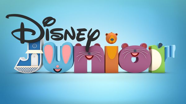 Image Bear In The Big Blue House Disney Junior Logo