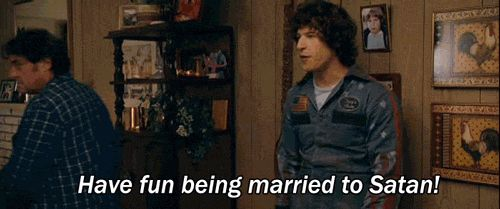 Hot Rod. all-time favorite comedy. i have the entire movie memorized.
